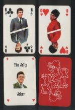 Jeu des Copains Collectible Playing cards Non-standard